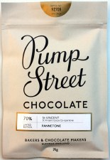 Pump Street Panettone 70% Dark Chocolate