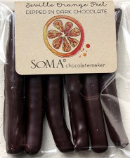 Soma Seville Orange Peel in Dark Chocolate