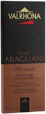 Valrhona Araguani 72% Dark Chocolate