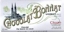 Bonnat Chuao 75% Dark Chocolate