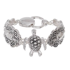 Turtle Spoon Bracelet