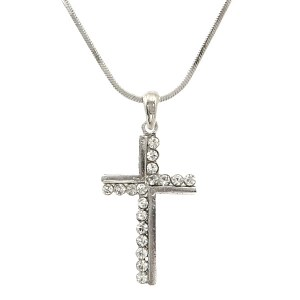 Level Cross Pendant & Necklace