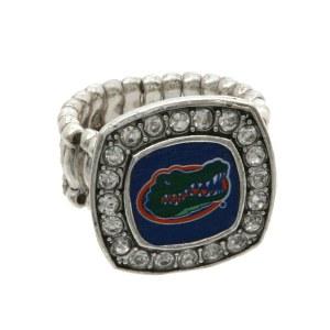 Florida Gator Stretch Ring