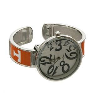 Round Tennessee Cuff Watch