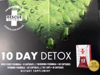 Rescue Detox 10 Day Permanent Detox