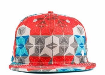 Geoprismic Snapback Hat