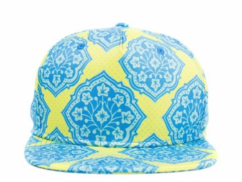 Breeze Snapback Hat
