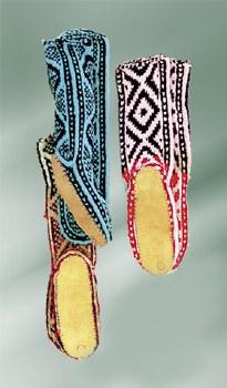 Wool Mucklucks Socks Large