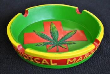 Medical Marijuana Ashtray