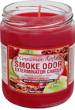 13oz Smoke Exterminator Candle Cinnamon Apple