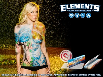 Elements 1 1/4 Rolling Papers