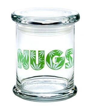 420 Science Pop Top Large Jar NUGS
