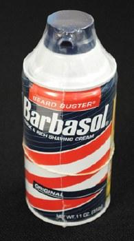 Shaving Cream Diversion Safe