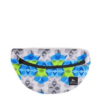 Geoprismic Hip Bag