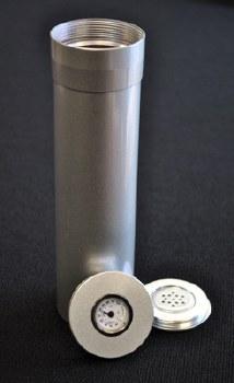 Aluminum Cigar Holder