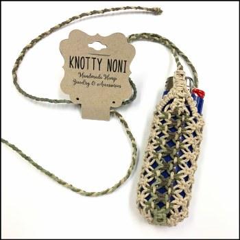 Lighter Holder Necklace