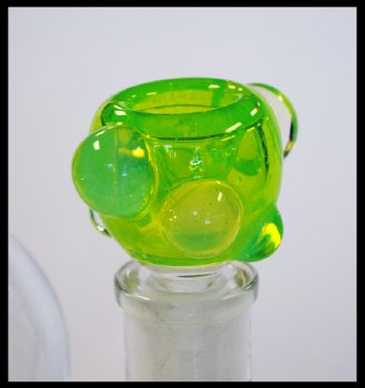 14mm Green Slyme Bowl