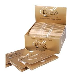 Randy's King Size Rolling Papers