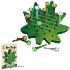 Stonerware Leaf Logic Game