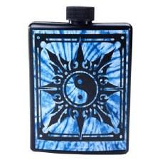 5oz Yin Yang Flask