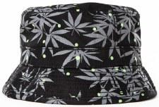 Niko Bucket Black Stash Hat