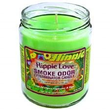 13oz Smoke Exterminator Candle Hippie Love