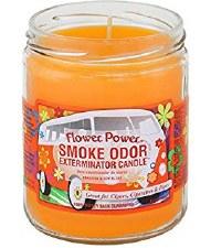 13oz Smoke Exterminator Candle Flower Power
