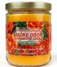 13oz Smoke Exterminator Candle Marigold
