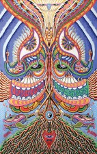 3D Psychedelic Tapestry