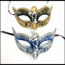 Venetian Half Mask