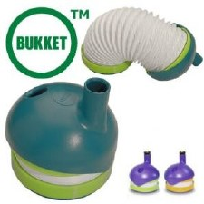 Accordian Bukket Gravity Pipe