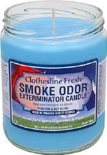 13oz Smoke Exterminator Candle Patchouli