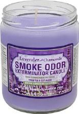 13oz Smoke Exterminator Candle Lavender with Chamomile