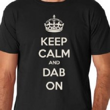 Keep Calm and Dab On T-Shirt Medium