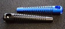 Annodized Fishbone Metal Pipe