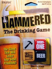 Hammered The Drinking Game