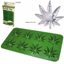 Pot Leaf Ice Cube Tray