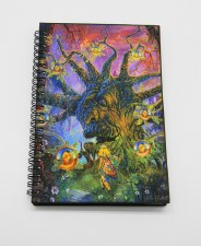 Old Tree of Dreams Writing Journal