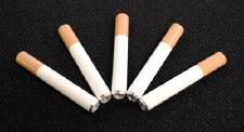 Metal Cigarette Bat Pipe Small