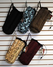 Quality Zipper Drawstring Water Pipe Pouch