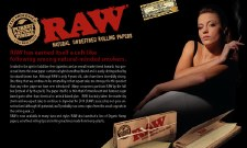 Raw Supreme King Size Rolling Papers