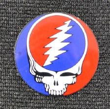 "2"" Grateful Dead Steal Your Face Sticker"
