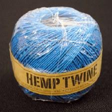 20lb Test Blue Hemp Twine