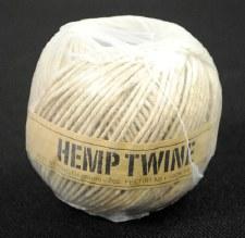 48lb Test Natural Hemp Twine
