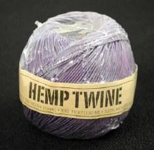 20lb Test Purple Hemp Twine