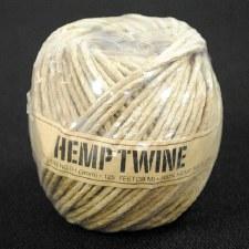 170lb Test Natural Hemp Twine