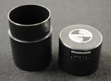 Pocket Sized Tight Vac Solid Storage Container