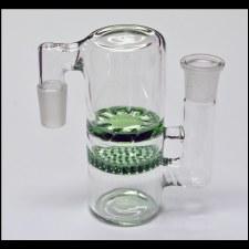 Aqua Trap 18mm Green 90 Deg