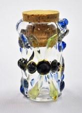 """4"""" Tall Dragonfly Stash Jar"""