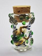 """4"""" Tall Frog Stash Jar"""